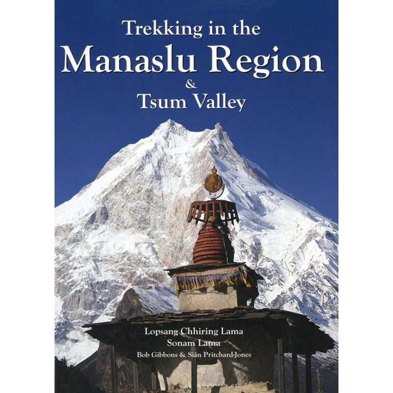 Trekking in the Manaslu Region & Tsum Valley by Himalayan Map House