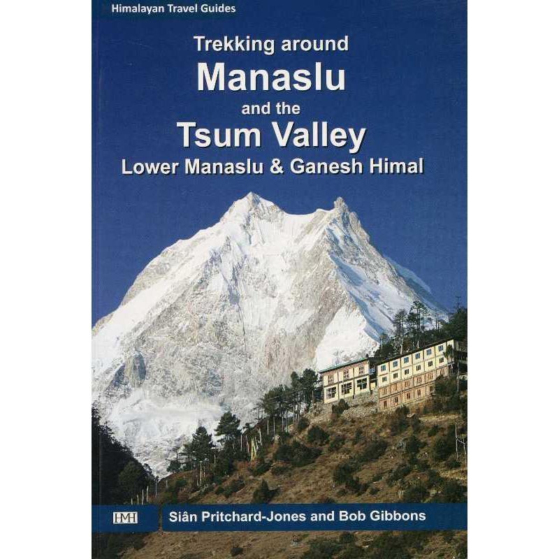 Trekking around Manaslu and the Tsum Valley: Lower Manaslu & Ganesh Himal by Himalayan Map House