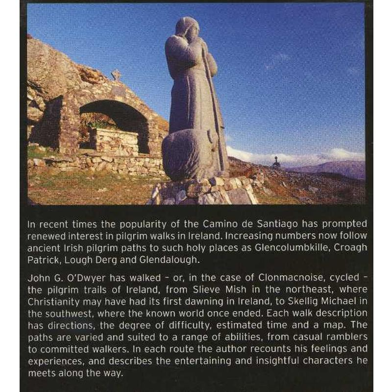 Pilgrim Paths in Ireland: From Slieve Mish to Skelling Michael by The Collins Press