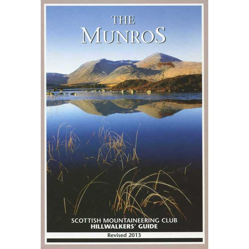 The Munros SMC Hillwalkers Guide by Scottish Mountaineering Trust