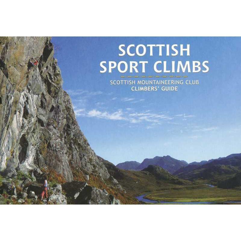 Scottish Sport Climbs by Scottish Mountaineering Trust