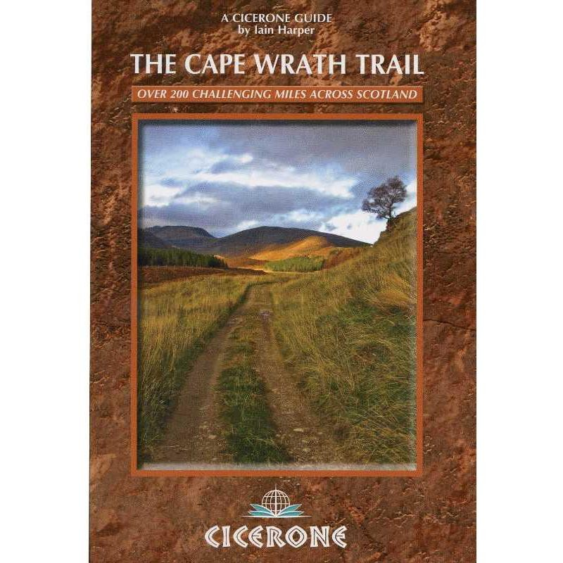 The Cape Wrath Trail by Cicerone