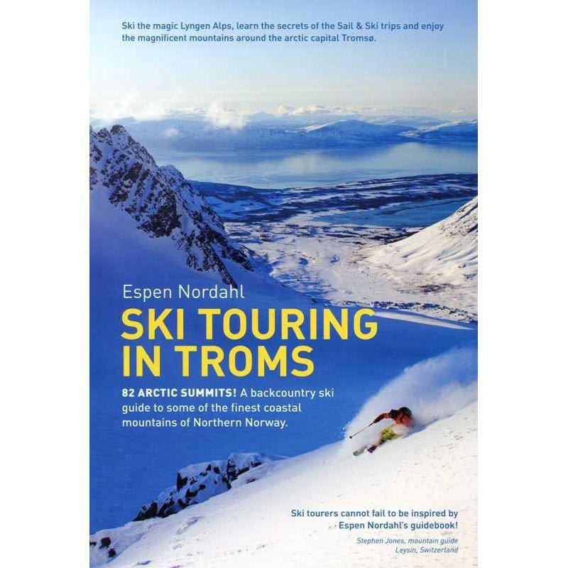 Ski Touring in Troms by Fri Flyt