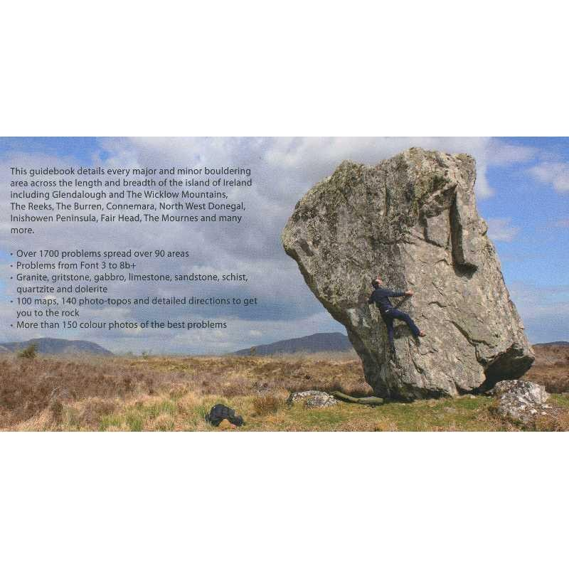 Bouldering in Ireland by Three Rock Books