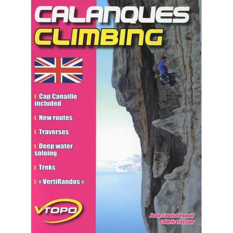 Calanques Climbing by vTopo