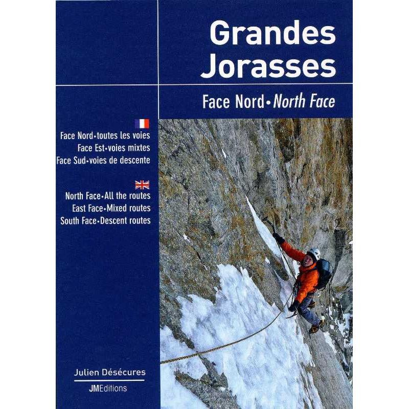 Grand Jorasses North Face by JM Editions