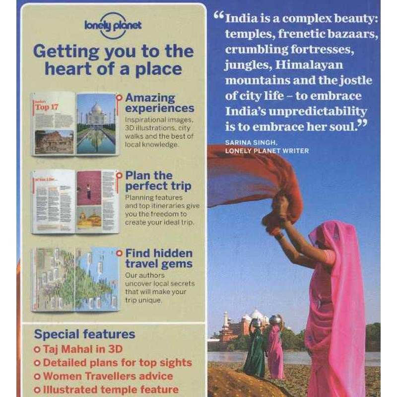 India by Lonely Planet