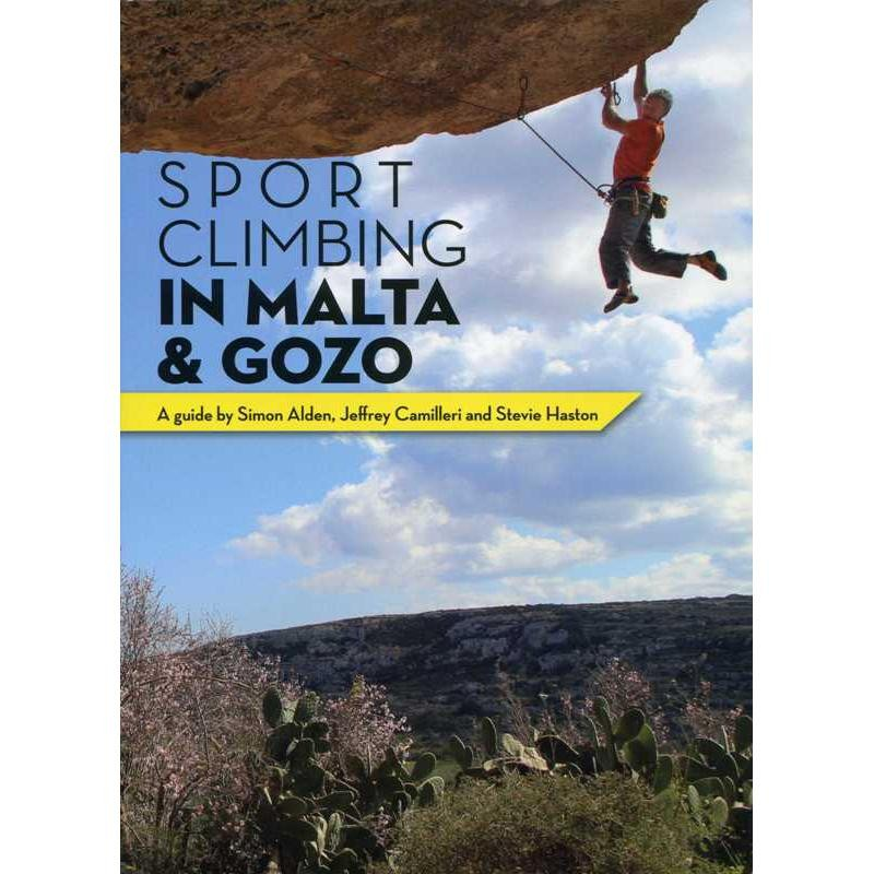 Sport Climbing in Malta & Gozo by Tufa Publications