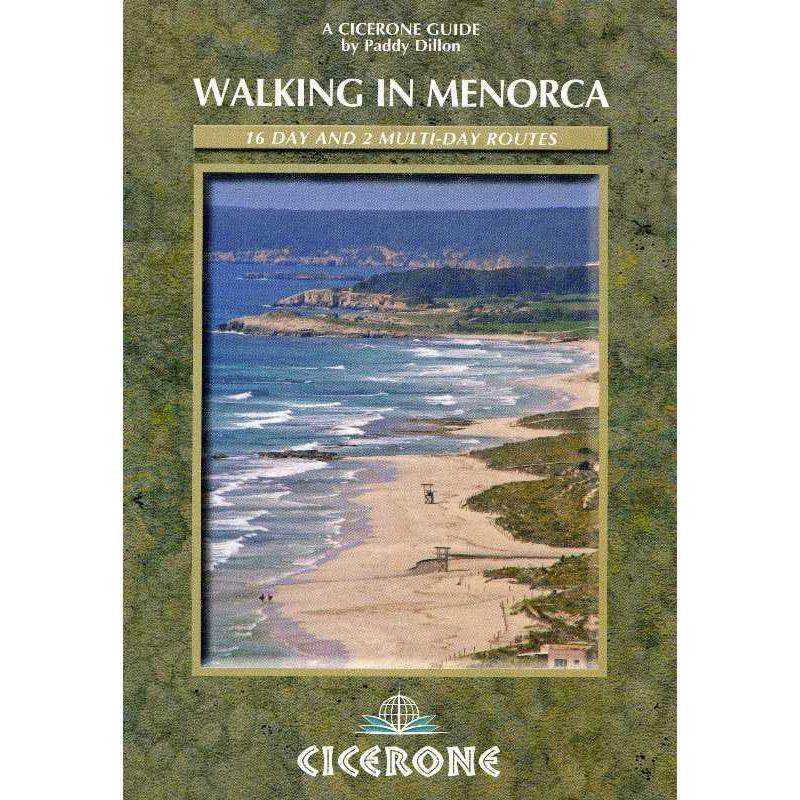 Walking in Menorca by Cicerone