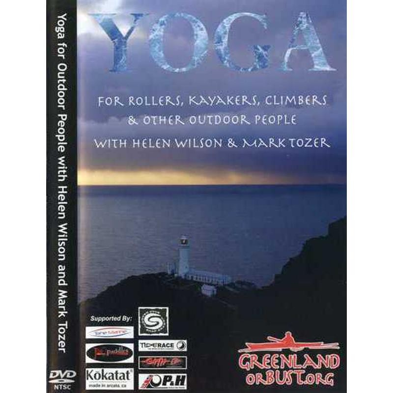 Yoga for Outdoor People by Greenland or Bust