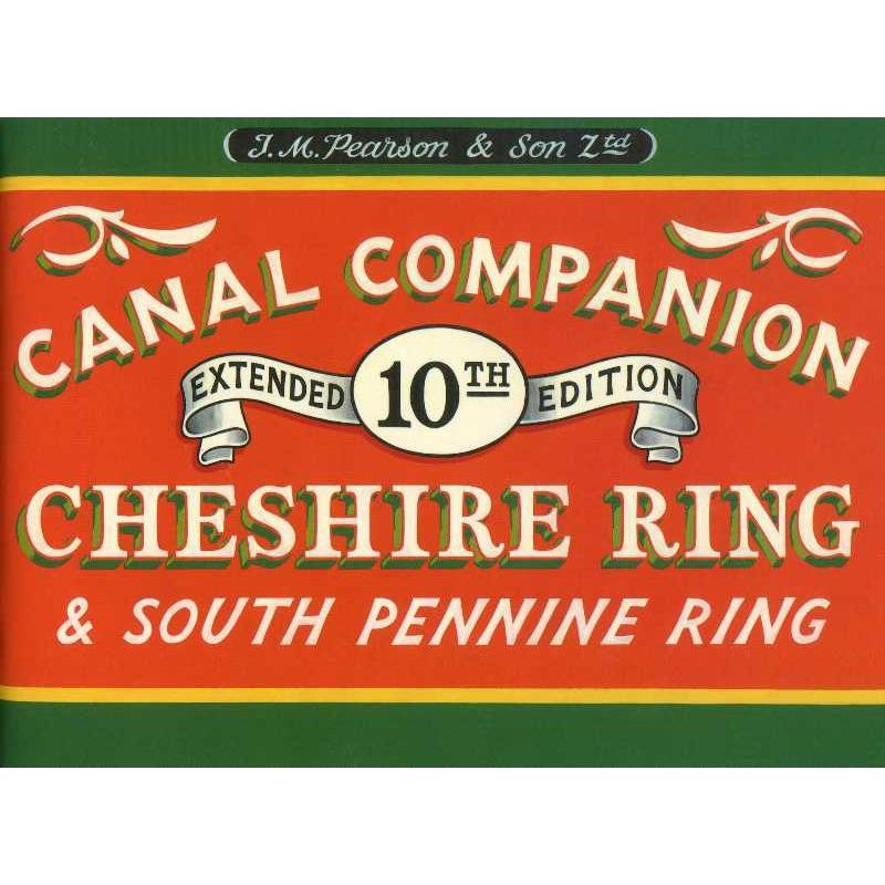 Cheshire Ring & South Pennine Ring Canal Companion by Wayzgoose