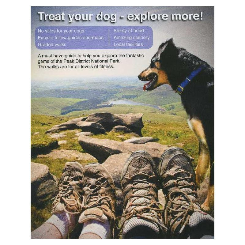 Countryside Dog Walks: Peak District North: Dark Peak Area by Wet Nose Publishing