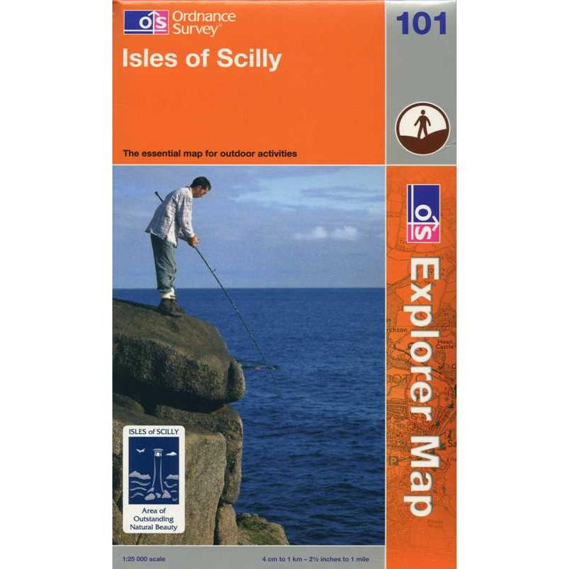 EXP101 Isles of Scilly