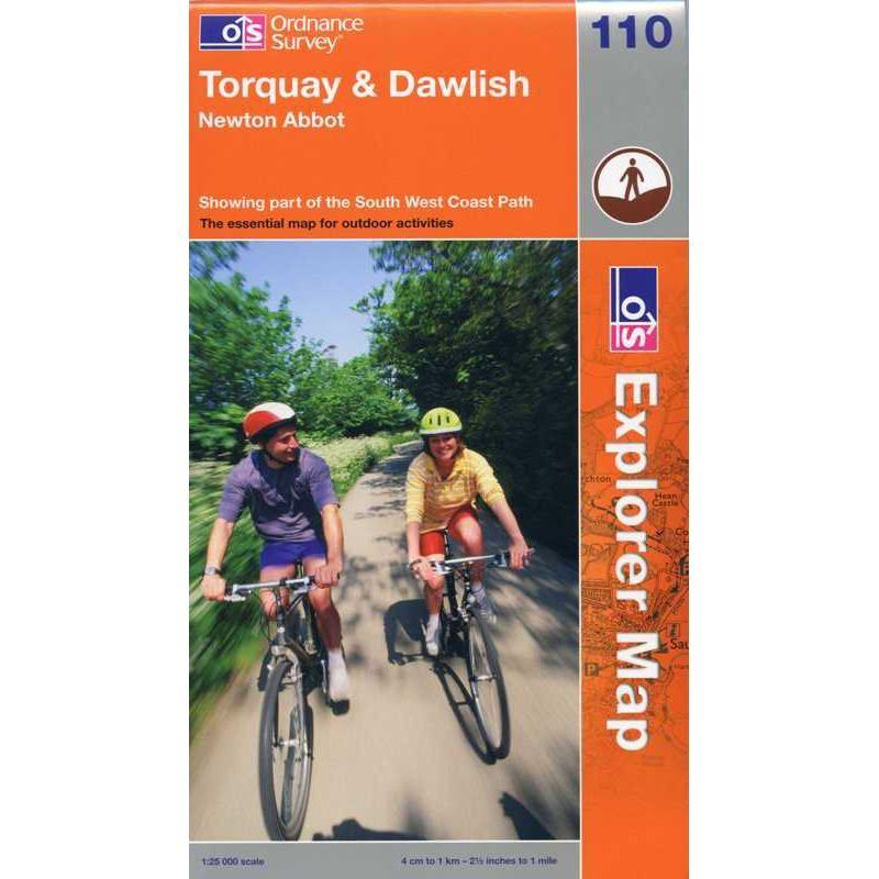 EXP110 Torquay & Dawlish: Newton Abbot
