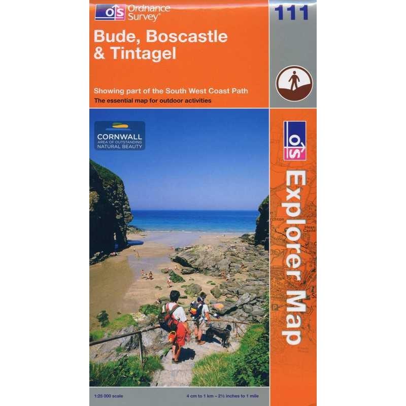 EXP111 Bude Boscastle & Tintagel