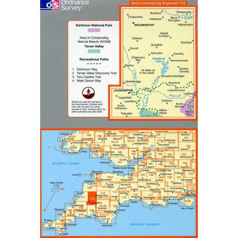 EXP112 Launceston & Holsworthy: Roadford Lake