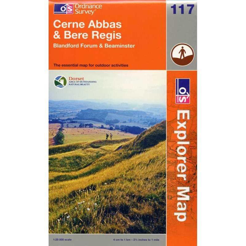 EXP117 Cerne Abbas & Bere Regis: Blandford Forum & Beaminster
