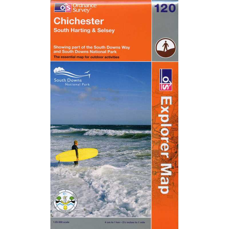 EXP120 Chichester: South Harting & Selsey