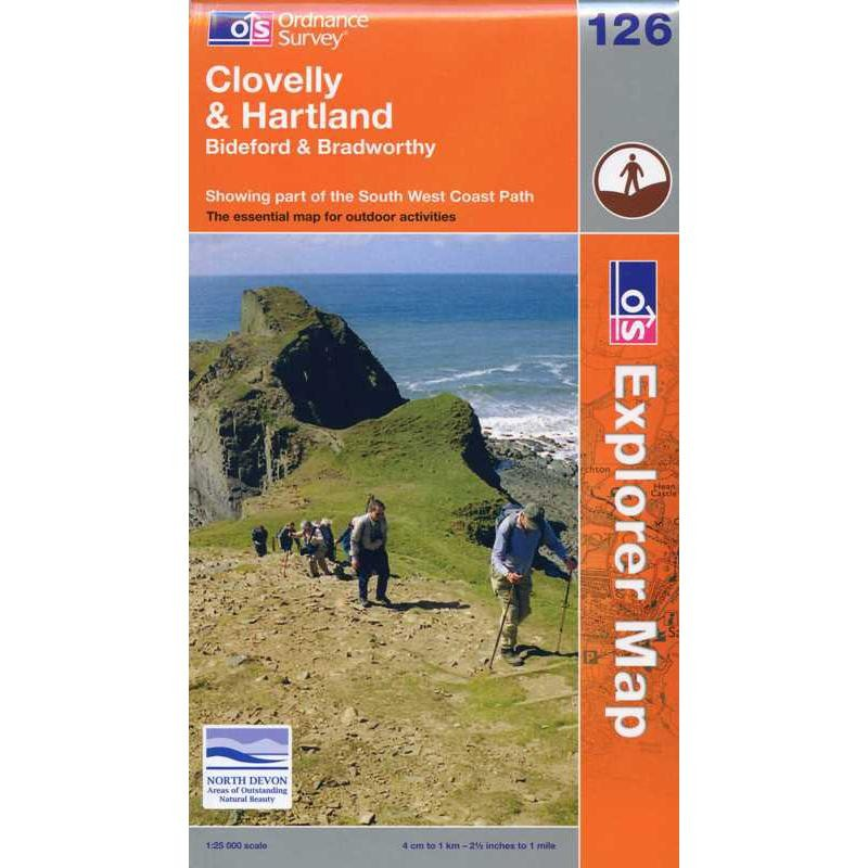 EXP126 Clovelly & Hartland: Bideford & Bradworthy