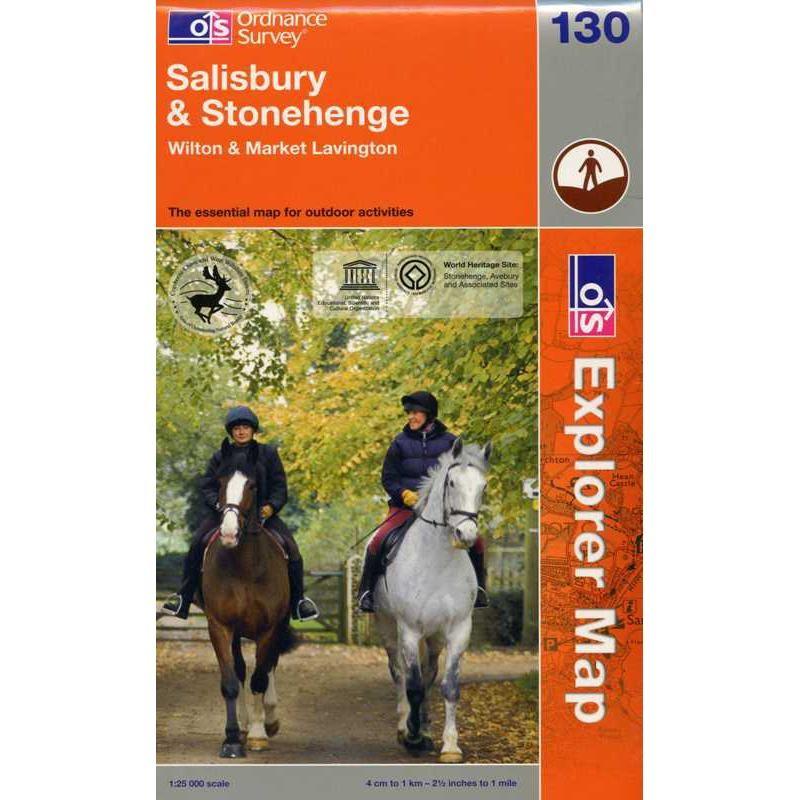 EXP130 Salisbury & Stonehenge: Wilton & Market Lavington