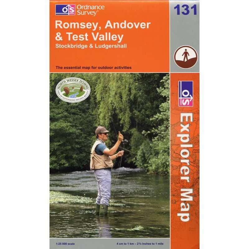 EXP131 Romsey Andover & Test Valley: Stockbridge & Ludgershall
