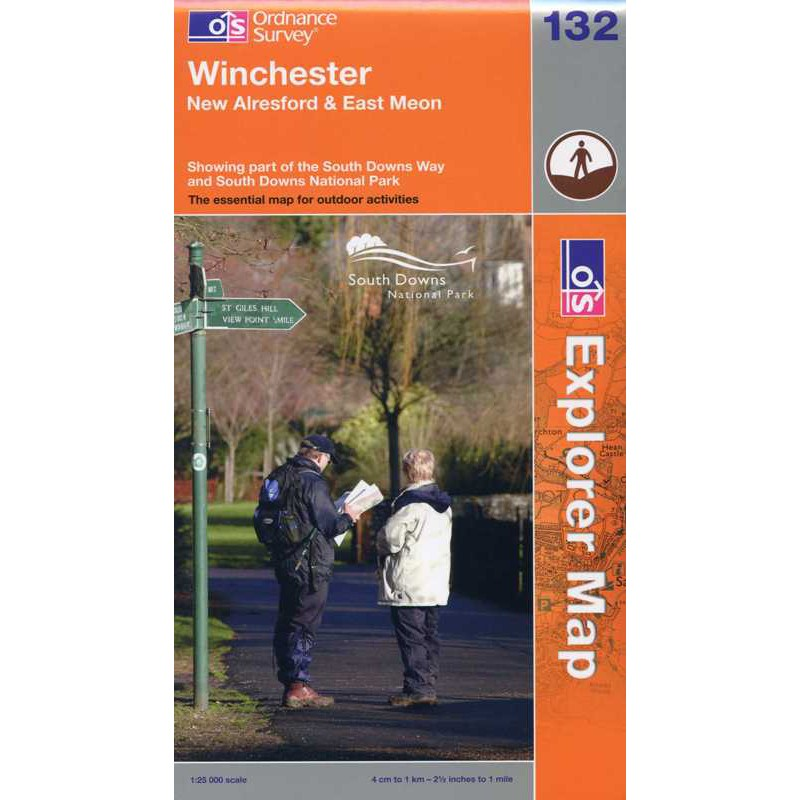 EXP132 Winchester: New Alresford & East Meon