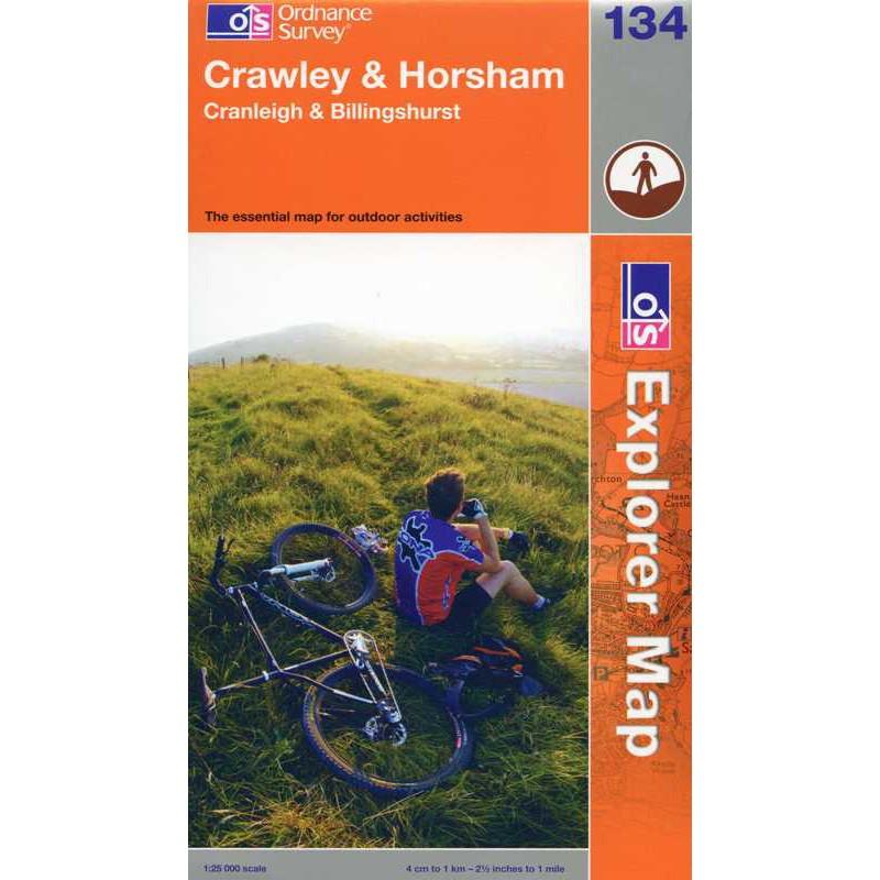 EXP134 Crawley & Horsham: Cranleigh & Billingshurst
