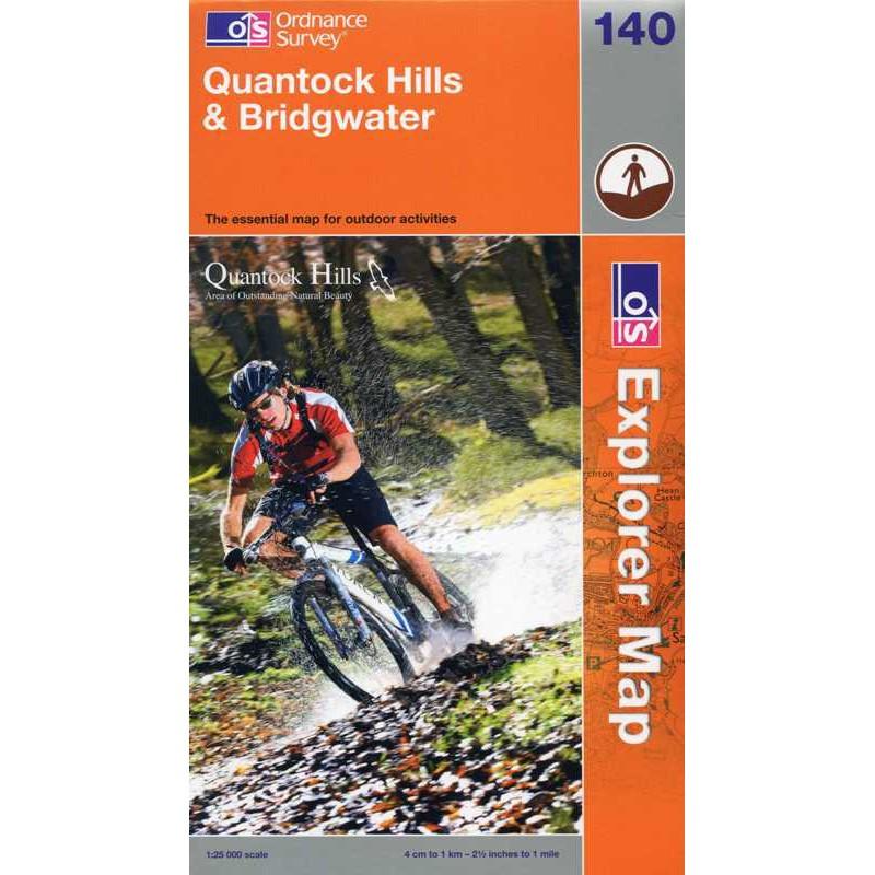 EXP140 Quantock Hills & Bridgwater