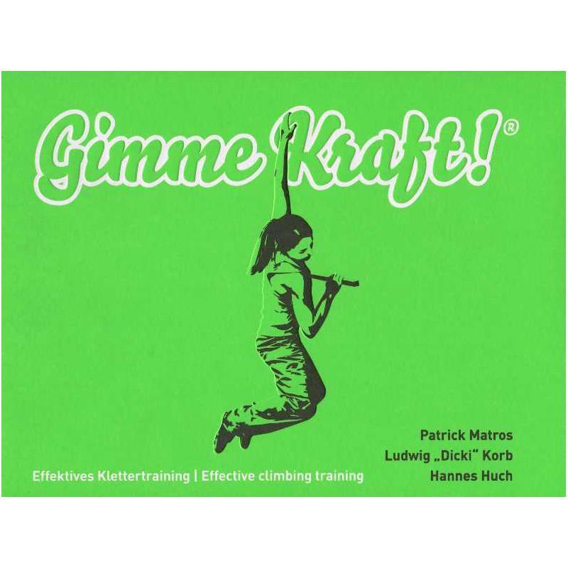 Gimme Kraft: Effective climbing training by Cafe Kraft