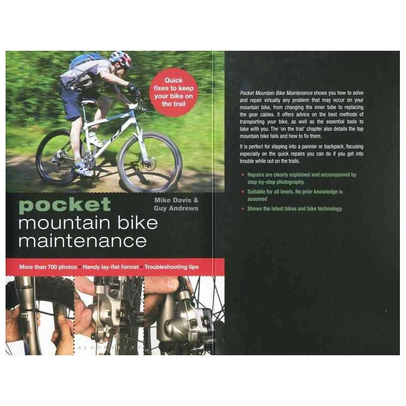 Pocket Mountain Bike Maintenance by Bloomsbury