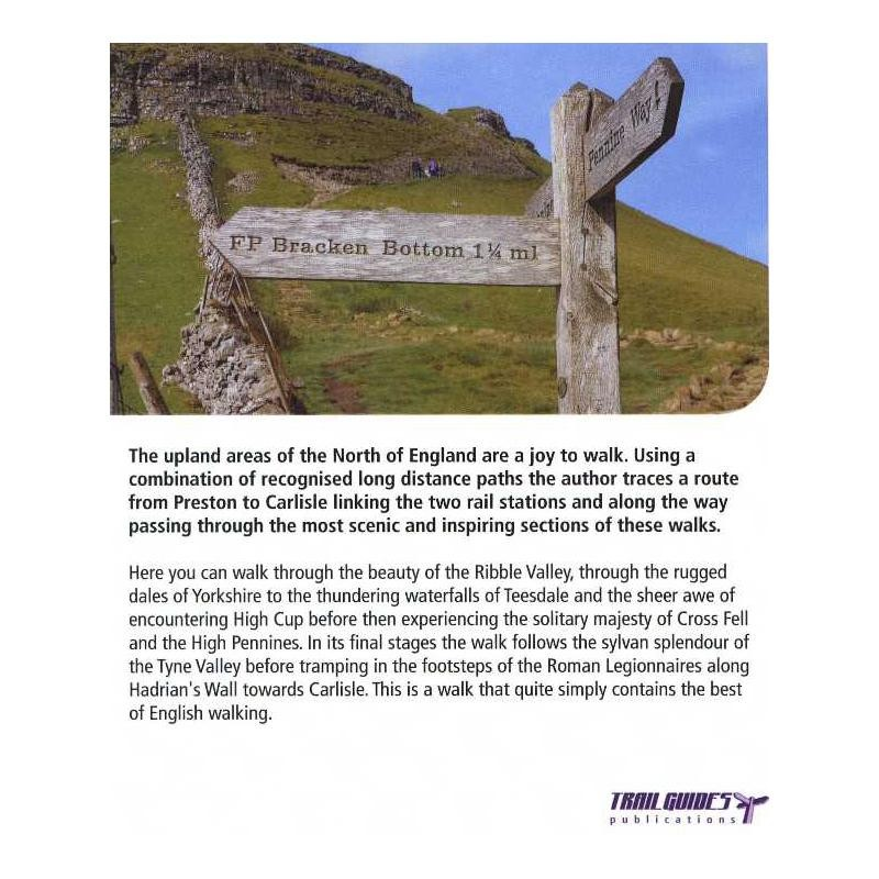 The North West Way by Trailguides