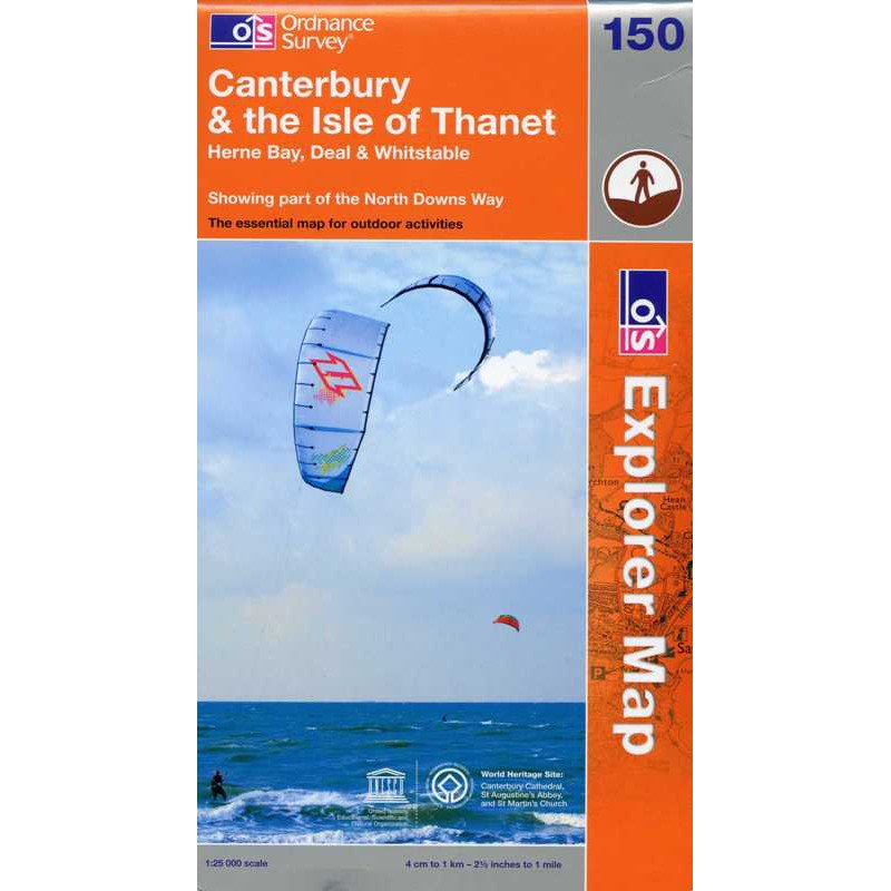 EXP150 Canterbury & the Isle of Thanet: Herne Bay Deal & Whitstable