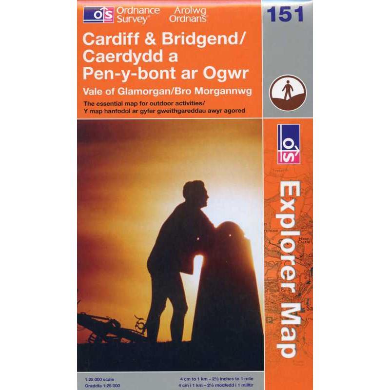 EXP151 Cardiff & Bridgend: Vale of Glamorgan