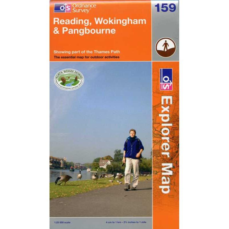 EXP159 Reading Wokingham & Pangbourne