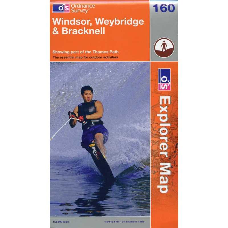 EXP160 Windsor Weybridge & Bracknell