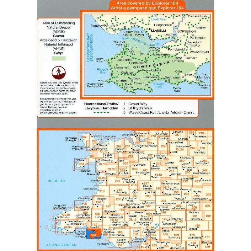 EXP164 Gower Gwyr: Llanelli