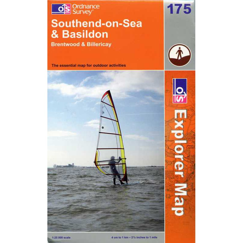 EXP175 Southend-on-Sea & Basildon: Brentwood & Billericay