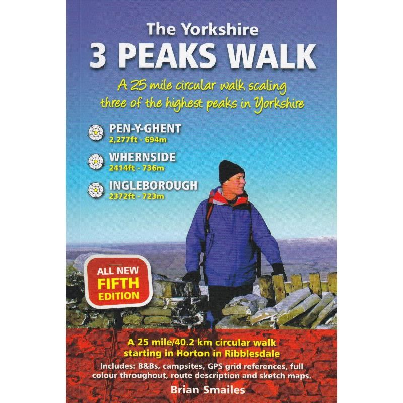 The Yorkshire 3 Peaks Walk by Challenge Publications