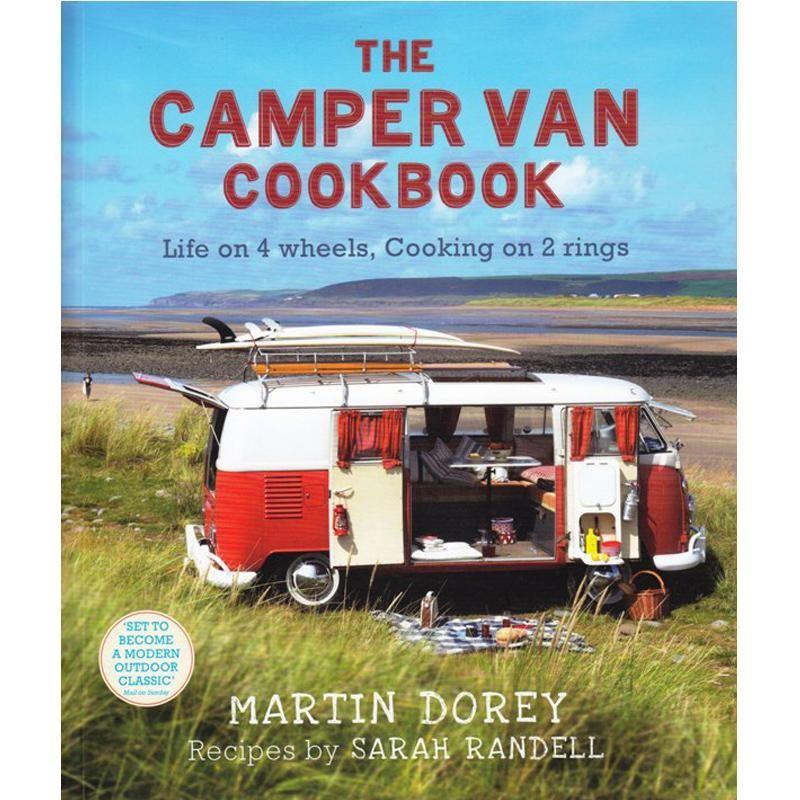 The Camper Van Cookbook by Saltyard Books