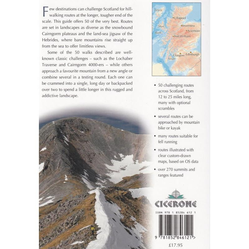 Great Mountain Days in Scotland by Cicerone