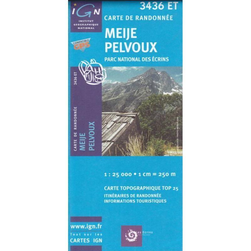 Meije Pelvoux 3436 ET by IGN