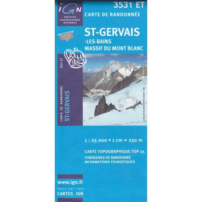 St Gervais 3531 ET by IGN