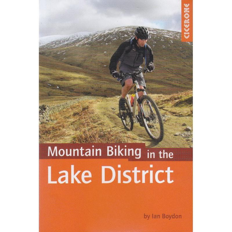 Mountain Biking in the Lake District by Cicerone