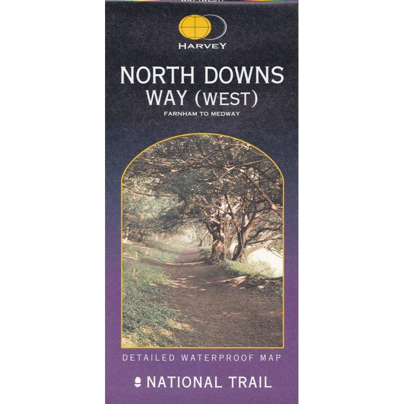 North Downs Way West by Harvey