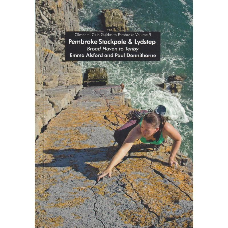 Pembroke Stackpole & Lydstep by Climbers Club
