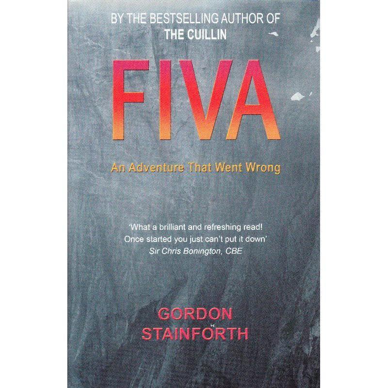 Fiva: An Adventure That Went Wrong by Golden Arrow Books