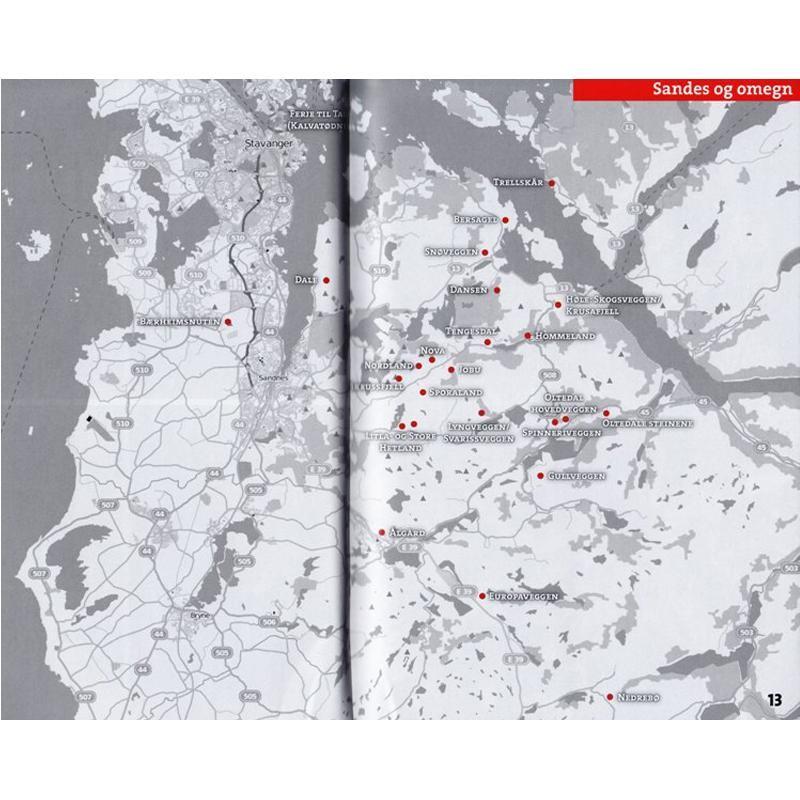 Klippeklatring i Rogaland by BRV