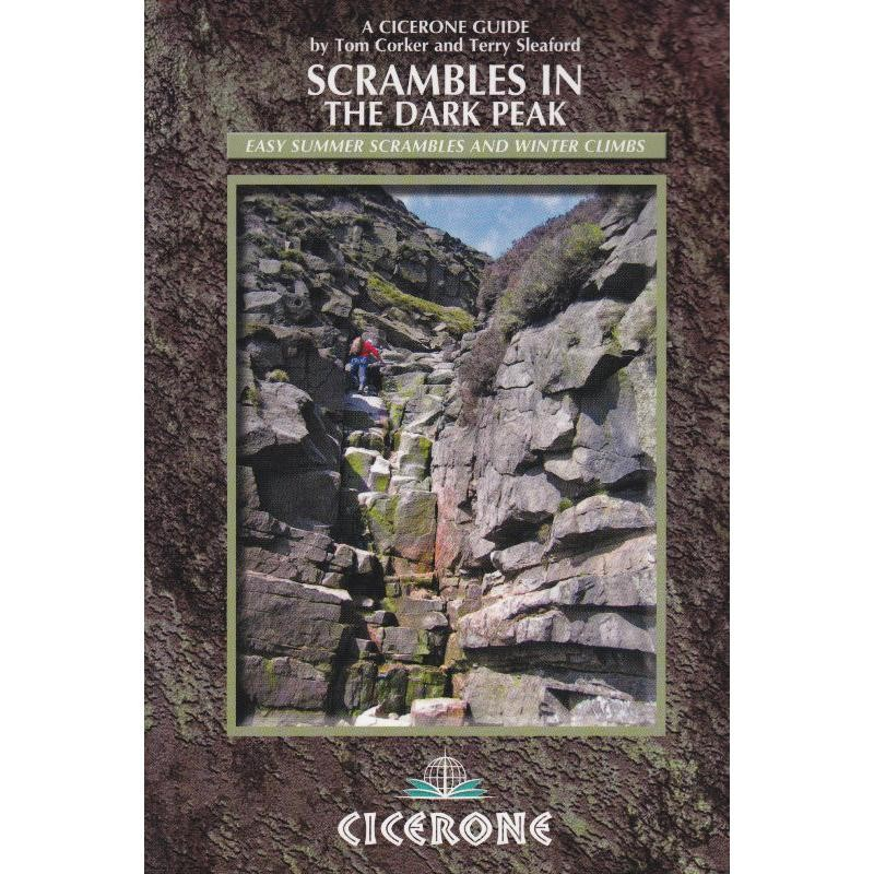 Scrambles in the Dark Peak by Cicerone