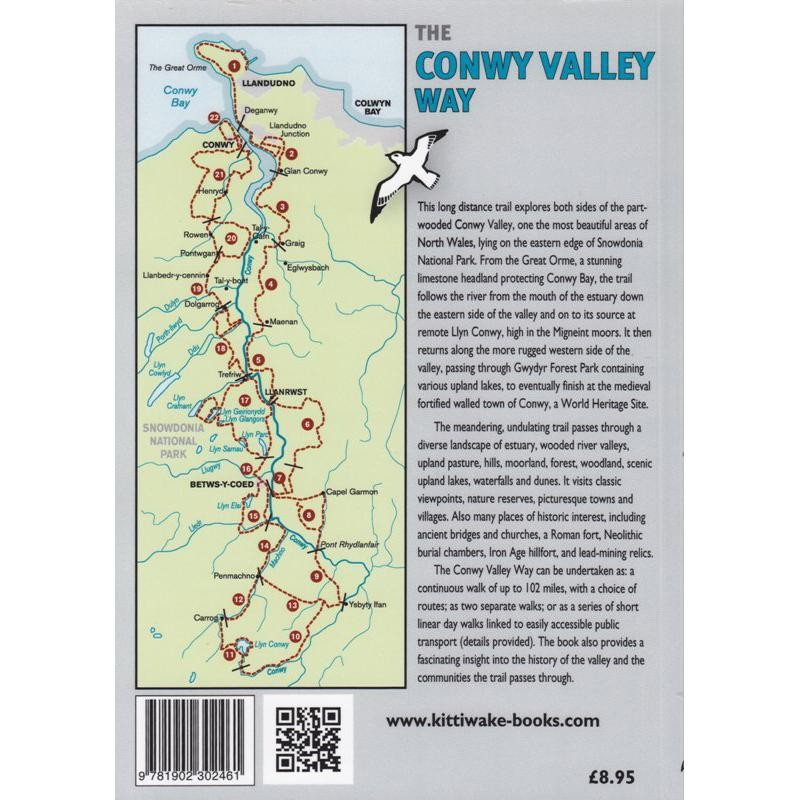 The Conwy Valley Walk by Kittiwake