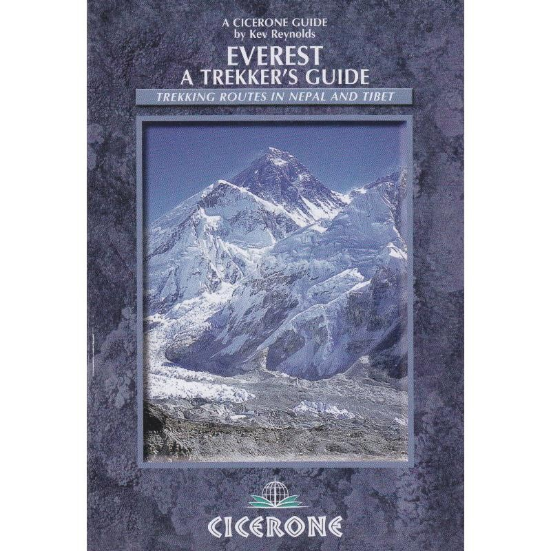 Everest: A Trekkers Guide by Cicerone